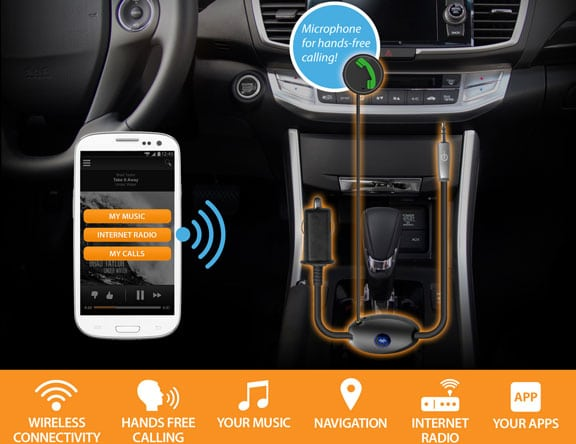 Bluetooth Audio Streaming