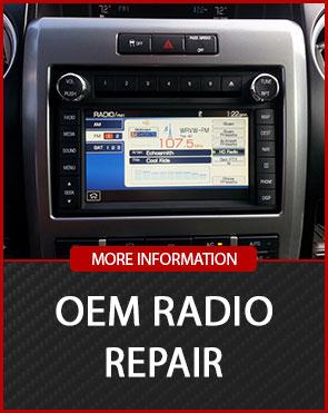 oem-radio-repair